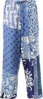 Pierre Louis Mascia Pierre-Louis Mascia multi-print trousers