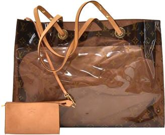 Louis Vuitton Monogram Vinyl Cabas Cruise Limited Edition Tote Bag