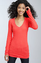 Rubbish® Slub Knit Tunic (Juniors)
