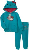 Hello Kitty 3D Fleece Active Wear Set (Baby) - Julep-18-24M
