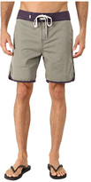 Quiksilver Street Trunks Scallop Walk Shorts