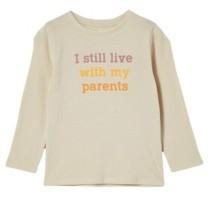 Cotton On Big Girls Penelope Long Sleeve T-shirt