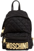 Moschino MD QUILTED NYLON BACKPACK