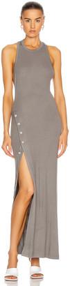 Alix Beekman Dress in Graphite | FWRD