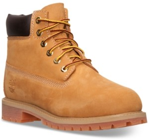 "Timberland Little Boys' 6"" Boots from Finish Line"