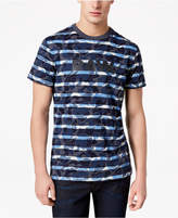 G Star G-Star Men's Swando Camo-Stripe T-Shirt, Created for Macy's