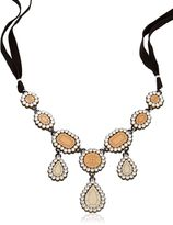 "Yazbukey ""Gold Diamonds"" Necklace"