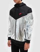 Nike Men's Sportswear Windrunner Jacket Metallic