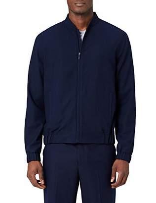 MERAKI Men's Smart Bomber Jacket,(Size: Medium)