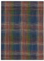 "Chilewich Plaid Floor Mat, 35"" x 48"""