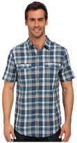 Royal Robbins Shasta Plaid Short Sleeve Shirt