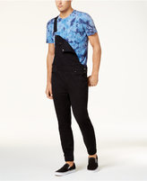 American Rag Men's Denim Jogger Overalls, Created for Macy's