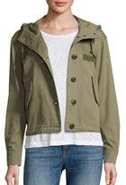 Rag & Bone Laurel Cropped Parka Jacket