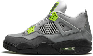 Jordan Air 4 Retro SE 'Neon' Shoes - 7