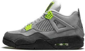 Jordan Air 4 Retro SE 'Neon' Shoes - Size 7