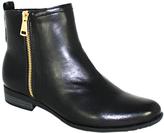 C Label Black Paz Ankle Boot