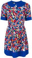 Love Moschino floral skater dress - women - Viscose - 38