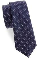 Lord & Taylor Boy's Max Diamond Neat Silk Tie