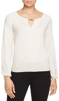 Tory Burch Gemini Link Cashmere Sweater