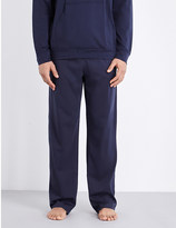 Sunspel Straight pima-cotton jogging bottoms