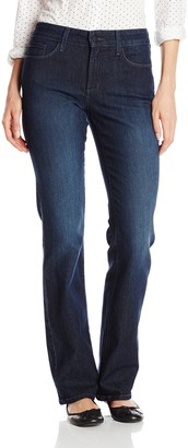 NYDJ Womens Barbara Boot-Cut Jeans