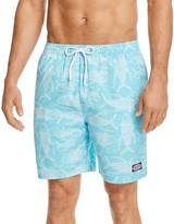 Vineyard Vines Batik Fish Chappy Swim Trunks