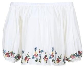 Moony Mood IFITI women's Blouse in White