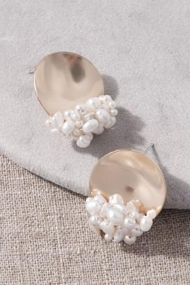 A.B. Ellie Rubina Earrings