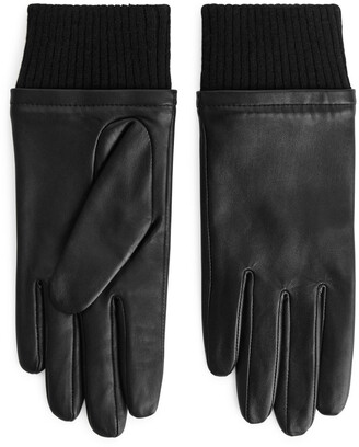 Arket Soft Leather Gloves