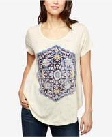 Lucky Brand Mosaic Graphic T-Shirt