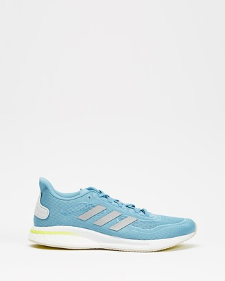 adidas Women's Blue Running - Supernova Running Shoes - Women's - Size 6 at The Iconic