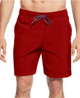 """Tommy Hilfiger Men's Tommy 7.5"""" Swim Trunks, Created for Macy's"""