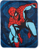 Marvel Spider-Man Fleece Throw