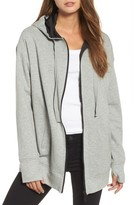 Kenneth Cole New York Women's Reversible Graphic Hoodie