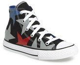 Converse Boy's Chuck Taylor All Star Graphic High Top Sneaker