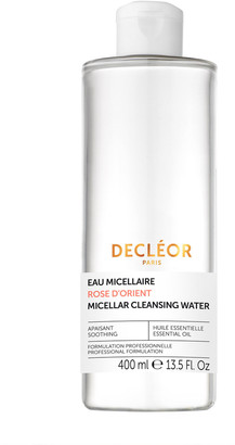 Decleor Super Size Rose Damascena Soothing Micellar Cleansing Water 400Ml