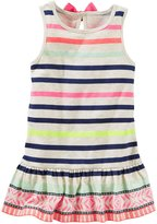 Osh Kosh Knit Tunic (Toddler/Kid) - Beach Stripe - 5T