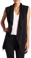 Anama Cascading Collar Vest