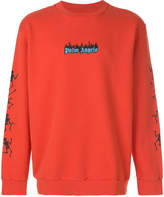 Palm Angels Dance of Death sweatshirt