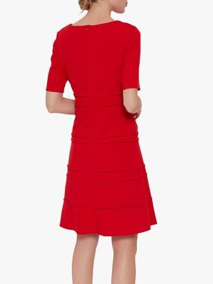 Gina Bacconi Brie Crepe Dress