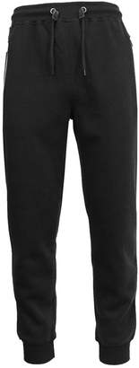 Galaxy By Harvic Men Slim Fit Jogger Pants with Zipper Pockets