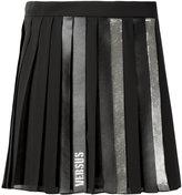 Versus pleated short skirt - women - Polyester - 40