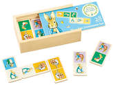 Beatrix Potter Peter Rabbit Wooden Dominoes Game