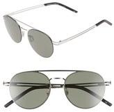 Le Specs 'Spartan' 51mm Aviator Sunglasses