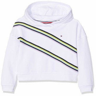 Tommy Hilfiger Girl's Knitted Tape Hoodie