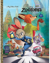 Disney Zootopia Big Golden Book