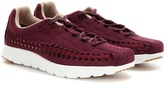 Nike Mayfly Woven Synthetic Suede Sneakers