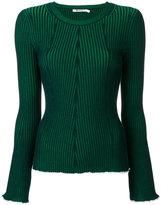 Alexander Wang rib knit top