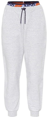 LNDR Dander cotton-blend trackpants