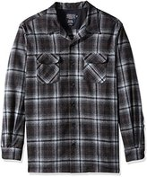 Pendleton Men's Tall Size Big and Board Shirt